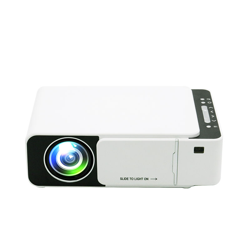 Support HD 1080P 4D T5 Home Theater LCD projector