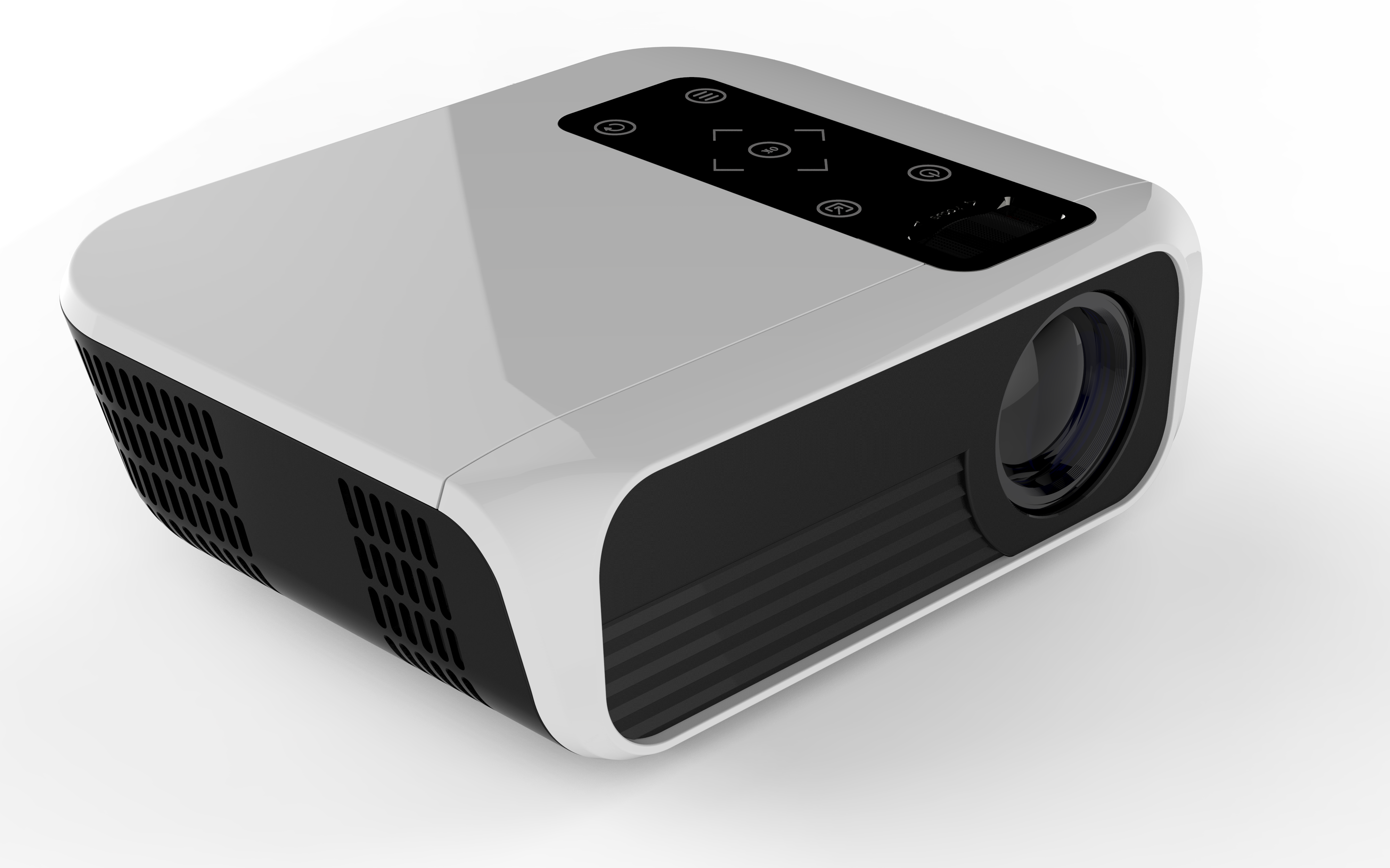 T8 Home HD 1080P smart projector mini portable 3D mobile projector