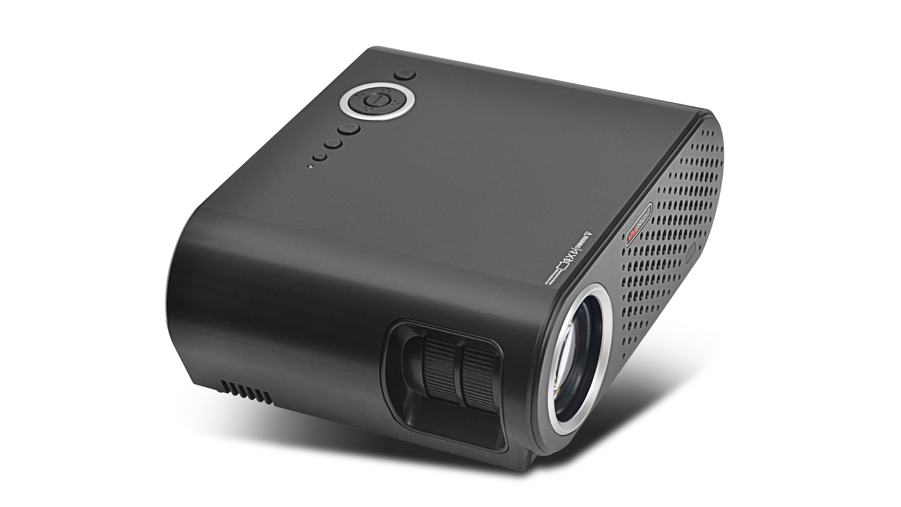 Support 1920 x 1080 video 3200 lumens LED high quality projector GP90