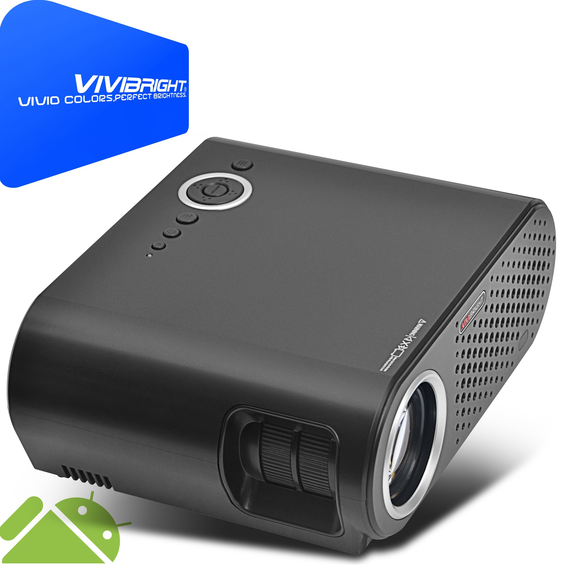 HD LED PROJECTORS LED Home Theater Movie Video Pocket Mini Projector GP90