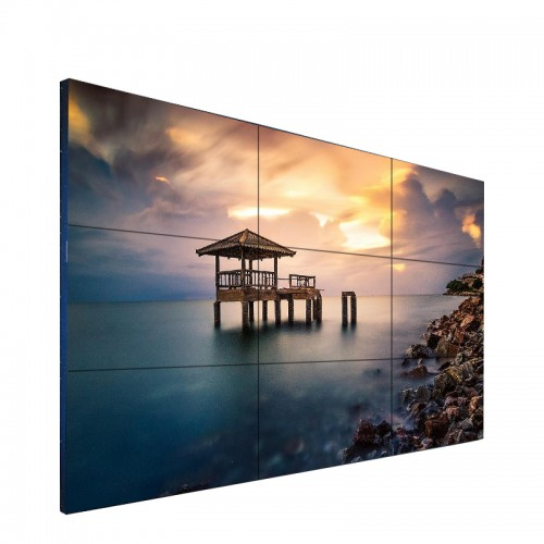 55 inch 1.8mm LG ultra narrow bezel Lcd Video Wall full HD