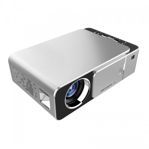 LED Multimedia Home Ultra Short Throw 4k MINI Portable T6 Projector 3500 Lumens