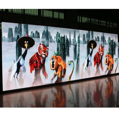 High Resolution P3.91 Outdoor Full Color LED Display
