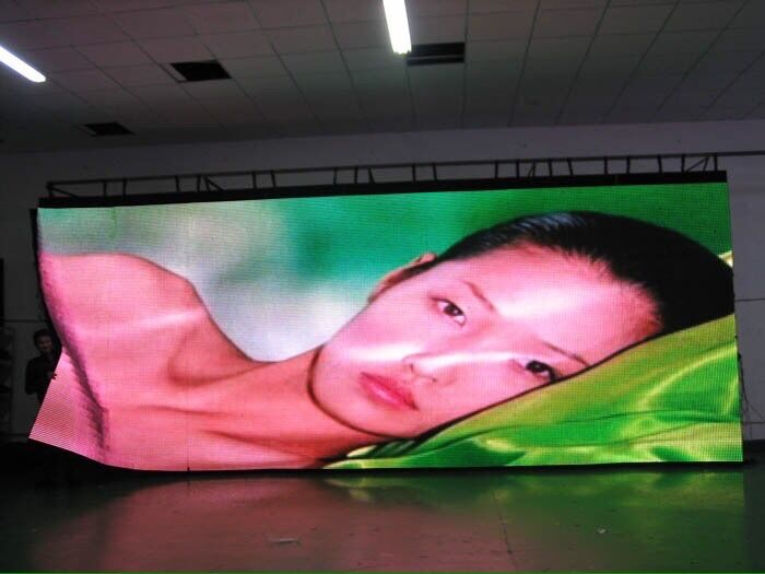 Flexible and Foldable LED Display