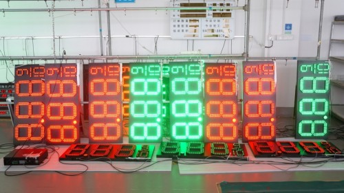 Electronic Price Signs