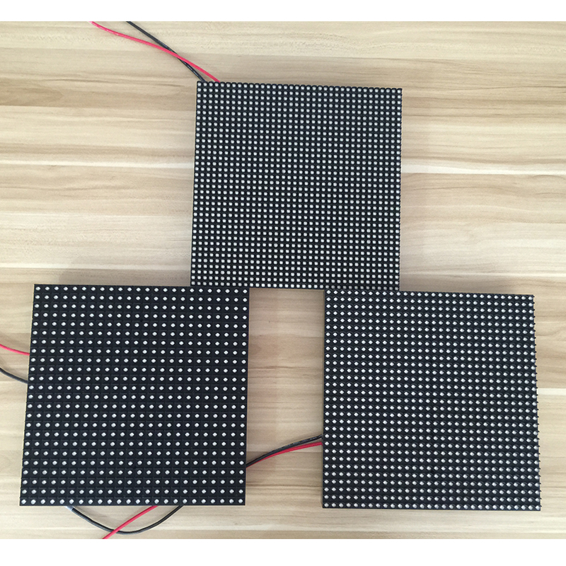 China IP68 Waterproof Aluminum Module P8 Outdoor LED Cabinet