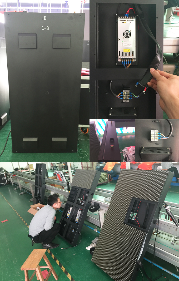 China Front Service Led Display