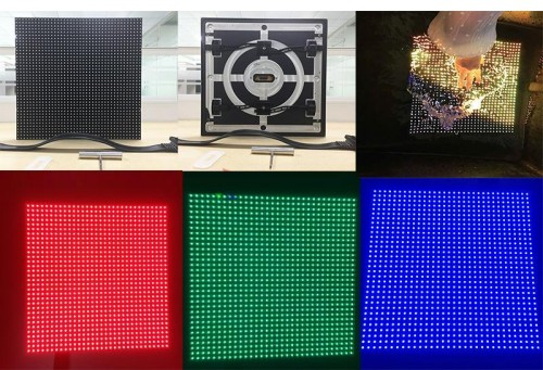 P10 Outdoor Front Access LED Display Panel 320mm x 320mm