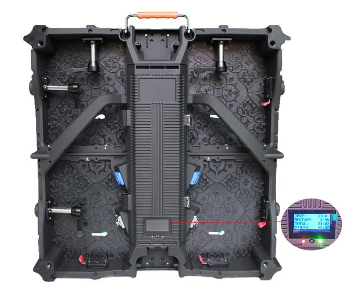 P2.97/P3.91/P4.81/P5.95/P6.25 Full Front Access Hire LED Panel