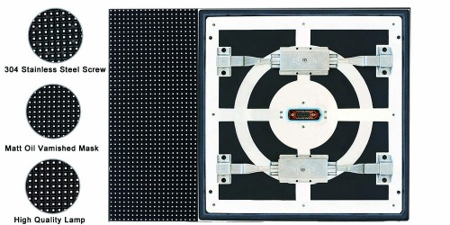Outdoor Frontal Service LED Module