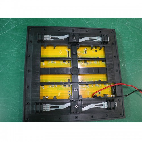 P8 front maintenance LED display module