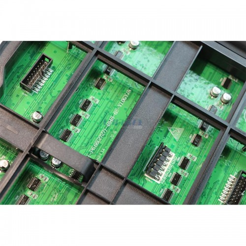 Front Maintenance P8mm DIP Outdoor LED Display Module