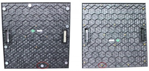 Outdoor P4.81mm Frontal Service LED Display panel