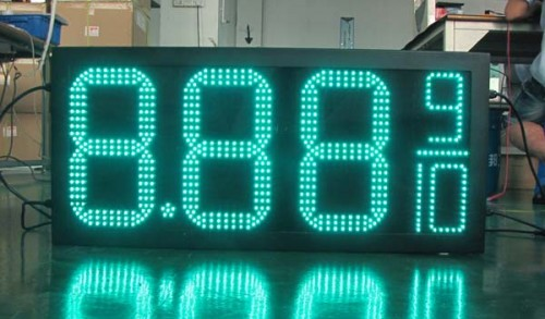 20Inch Digital Gas Price Signs Led
