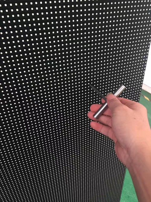 P6.67 Outdoor Module Front Service LED Display