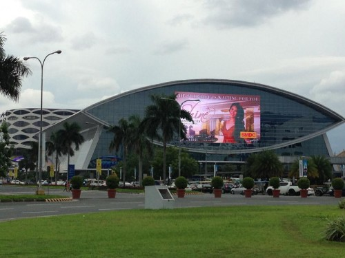 IP68 High Brightness LED Media Facade