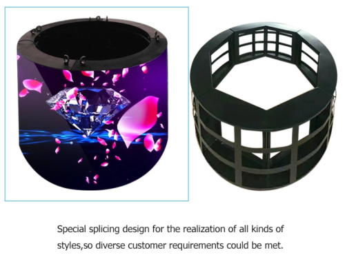 Flexible Rubber LED Module