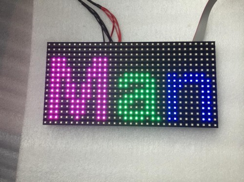 P8 Outdoor SMD Full Color LED Display Module