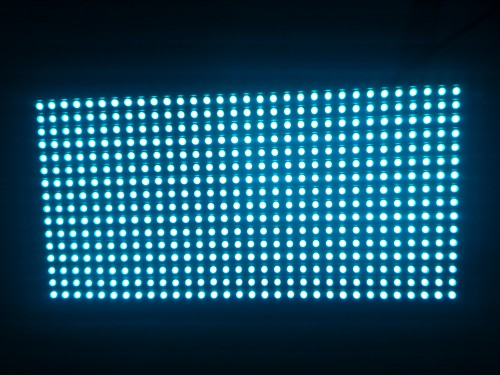 led display module P10 DIP RGB full color 320X160mm
