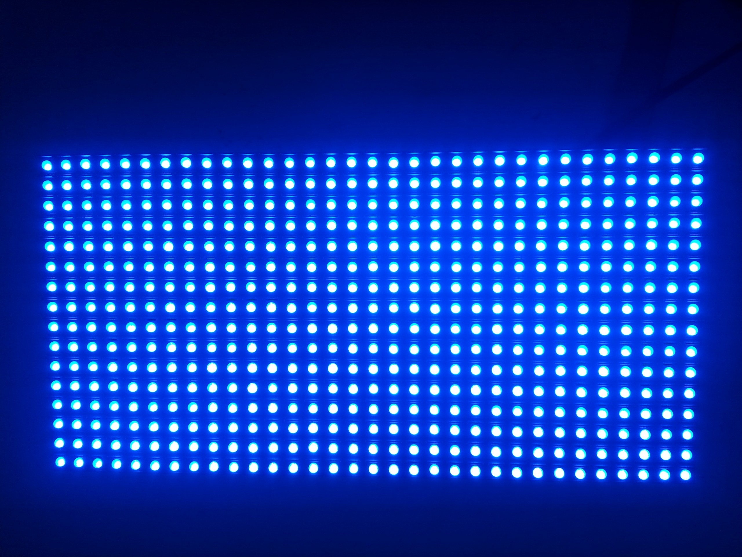 Outdoor SMD P10 Full Color Led Module RGB LED Panel 320x160