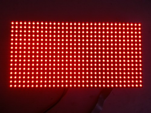 P8 DIP Outdoor Full Color LED Display Module