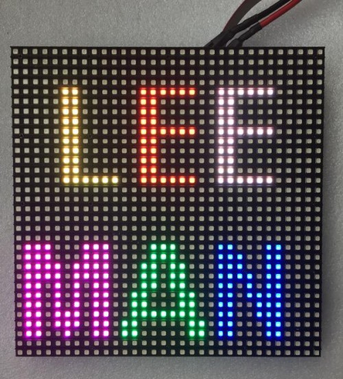 320mmx160mm P6.67mm LED Display Module