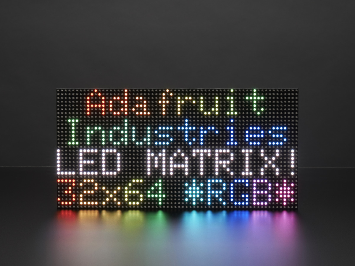RGB Matrix 64*32 P4-256*128-2121-A2