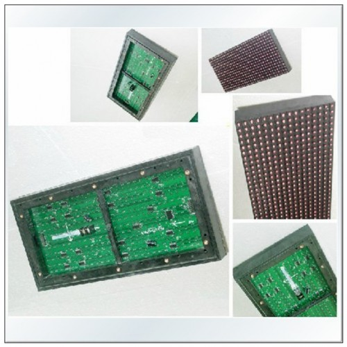 P10 Led Module Schematic - Led Module