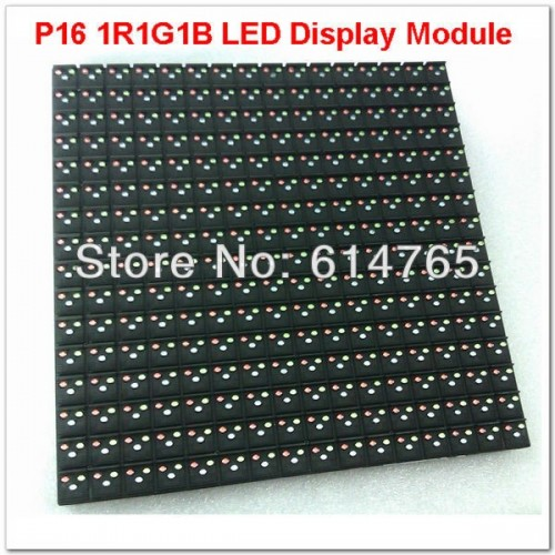 P16 Outdoor DIP LED Screen Module 256X256mm