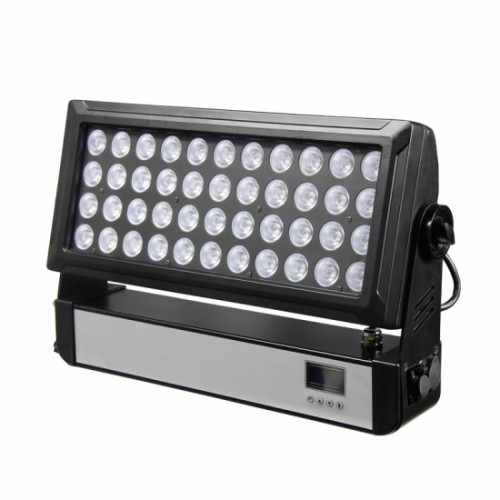 High power outdoor 44X10W RGBW LED wall wash light led city color