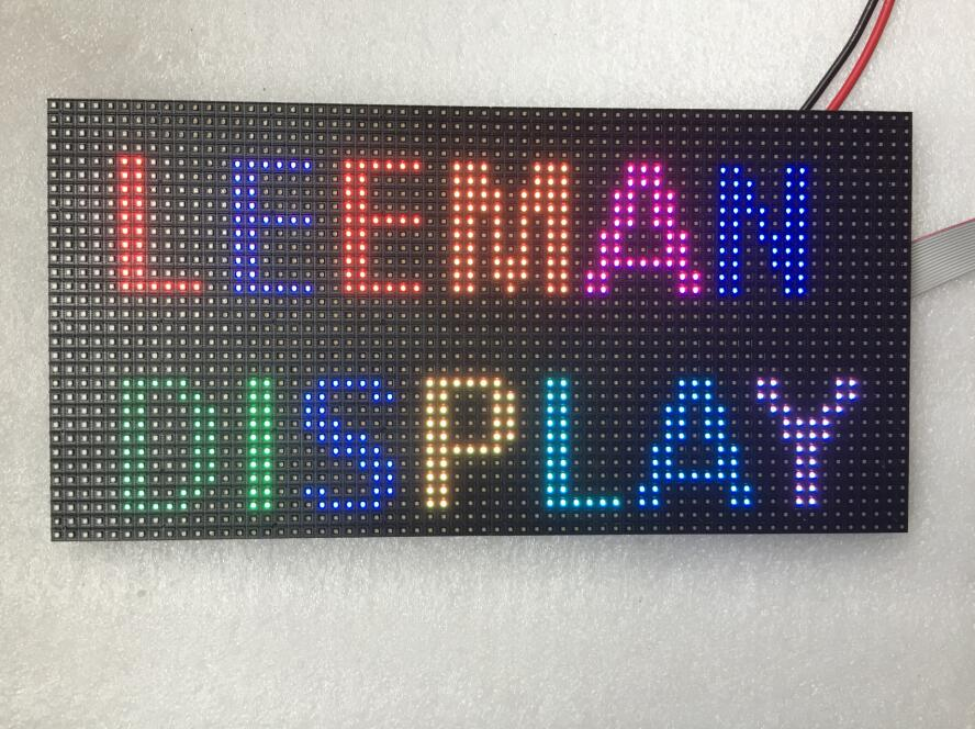 Outdoor P4mm SMD LED display Full Color P4 LED screen