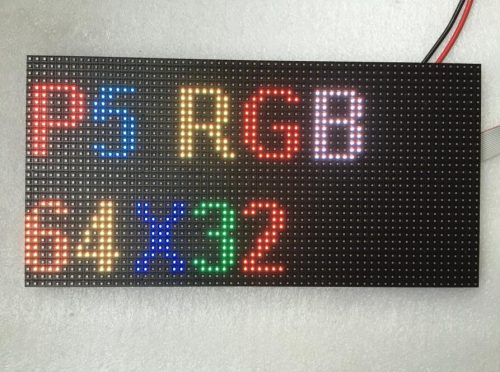 P5 Indoor LED Panel Digital Screen Module