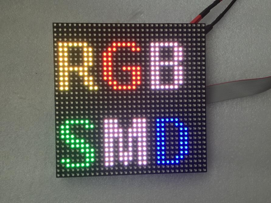 Outdoor 192x192 P6 LED Module