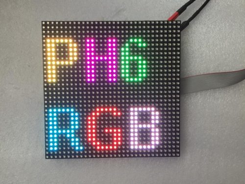 p6 indoor led module 192X192