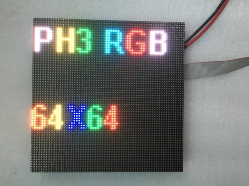 Indoor P3 LED Panel Digital Screen Module