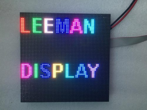 P3 Indoor SMD Full Color LED Display Module 192x192