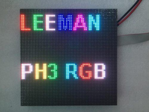 p3 smd2121 led screen module