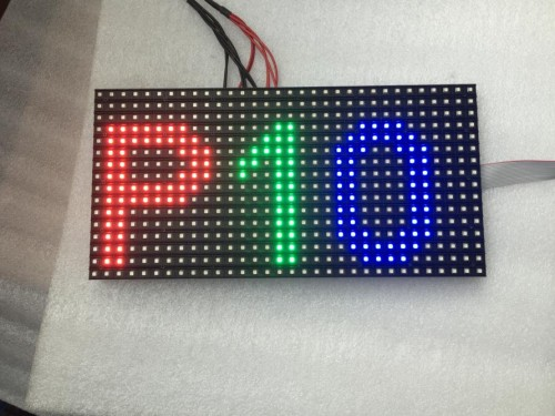 Outdoor LED Module SMD (RGB) P10