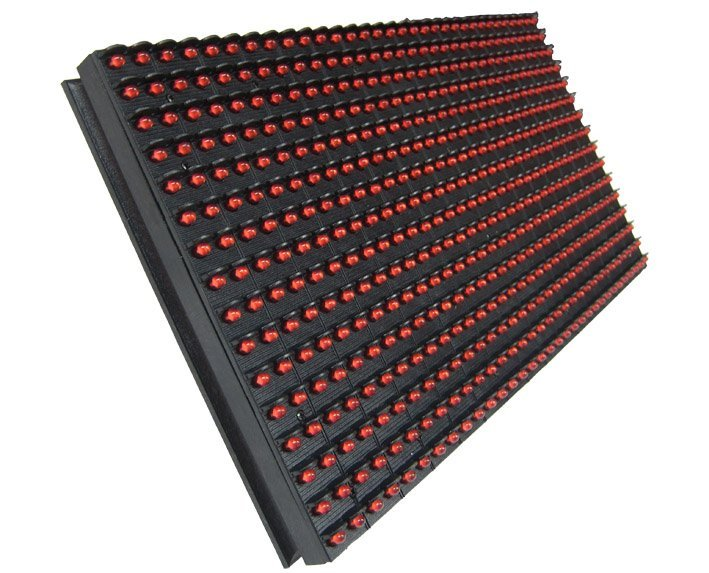 Buy Cheap China p10 red led display module 32x16