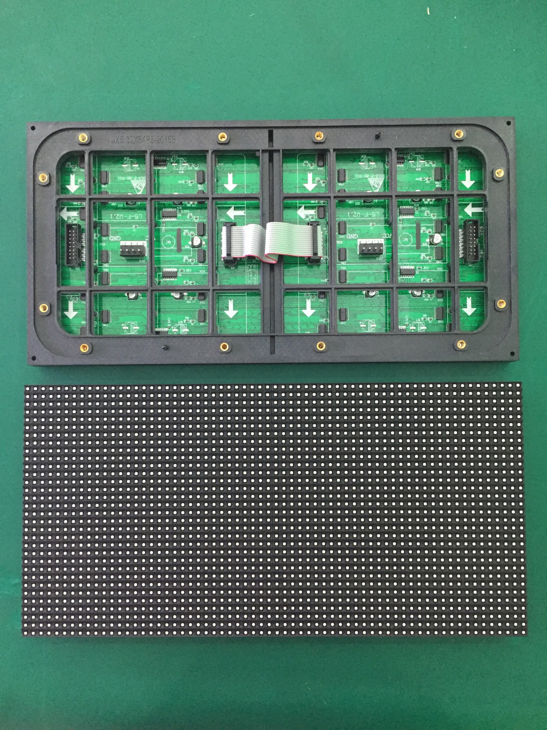 320mmx160mm P5 outdoor led display module