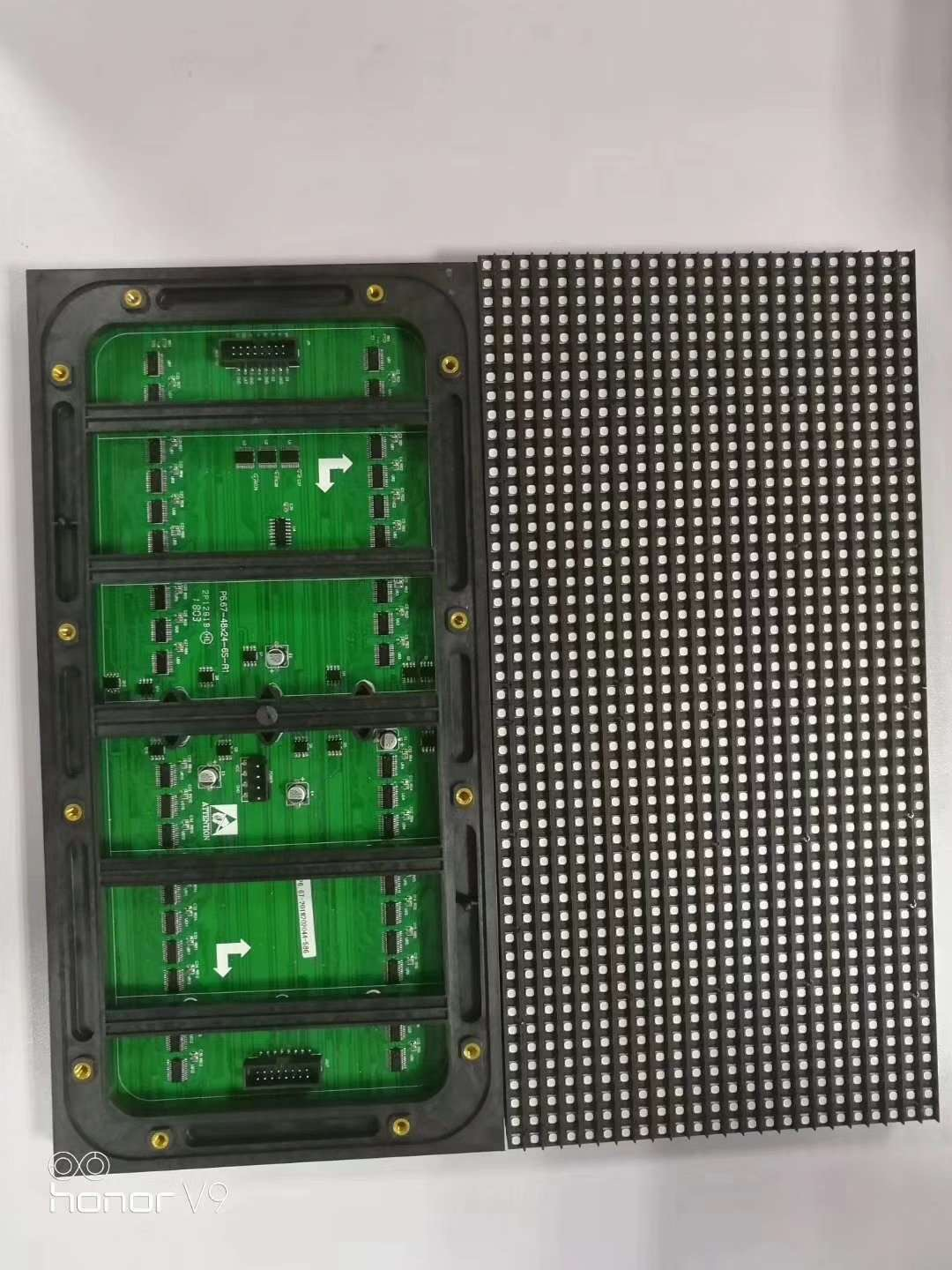 Outdoor P4 LED display module