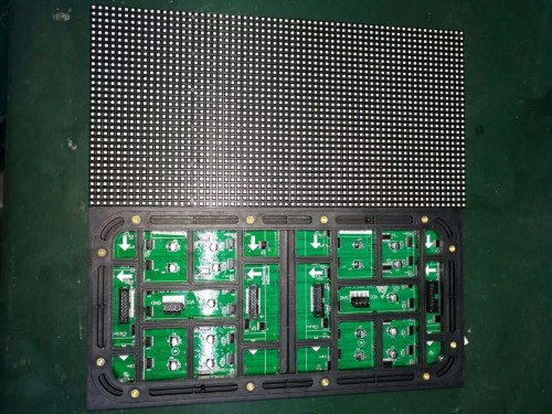 Outdoor 320mmx160mm P3.33mm LED Display Module
