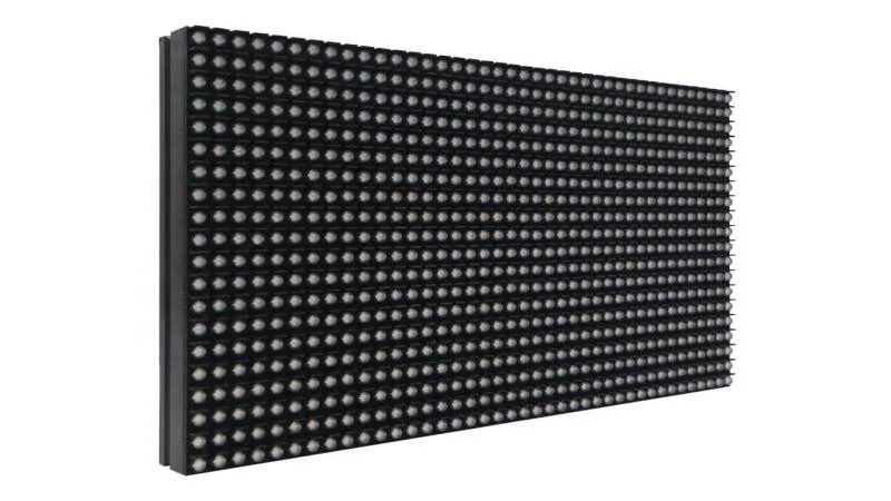 P8 DIP570 rgb outdoor full color LED module