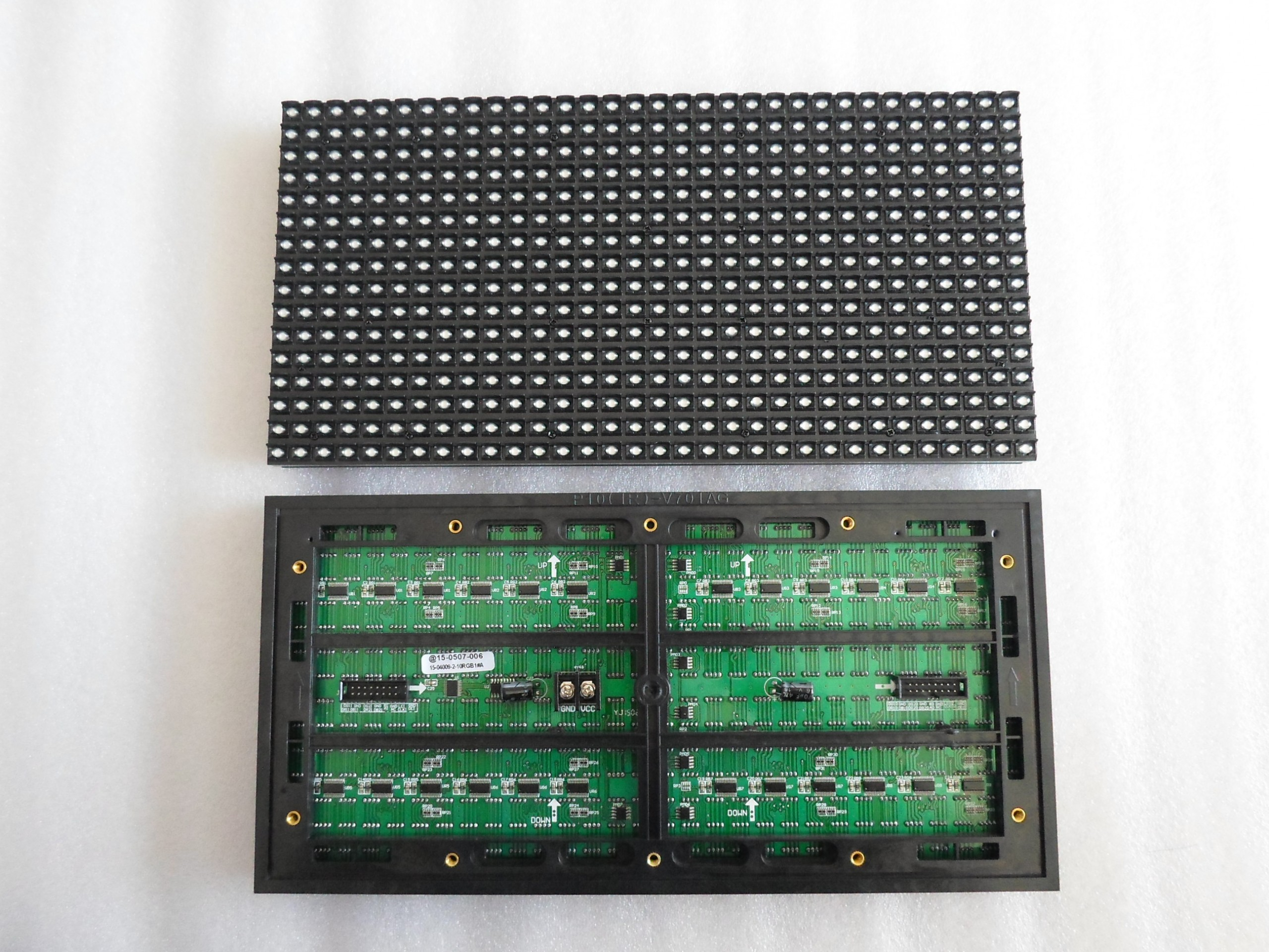 Outdoor DIP P10mm RGB Outdoor LED Display 320x160