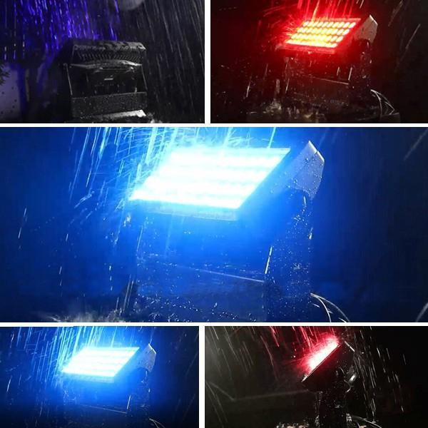 180x3w Led City Color Light | Outdoor Wall Lights
