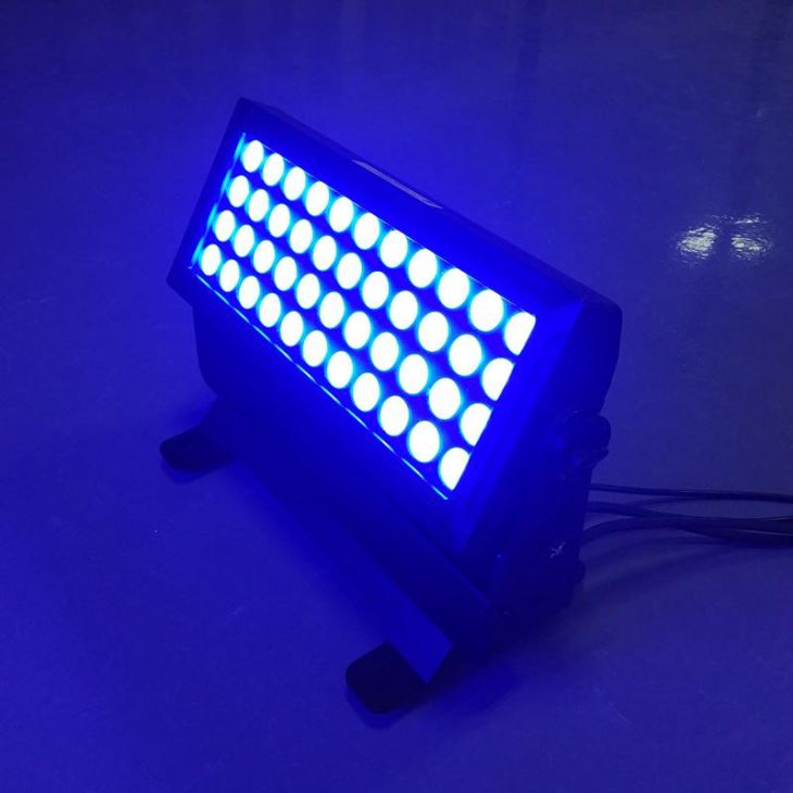 44x10W Waterproof IP65 Small Size Super Bright LED City Color led outdoor lights