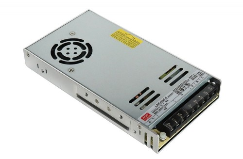 MEAN WELL LRS-350-5 5V / 60A Enclosed Power Supply