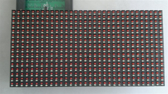 Full Color Outdoor P10 Led Display