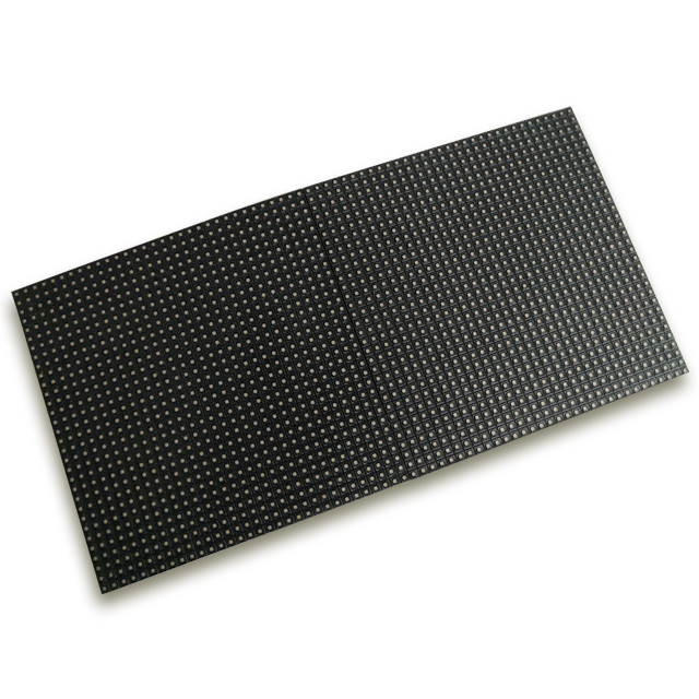 China P1.875 Full Color Indoor LED Module Soft Flexible LED Display