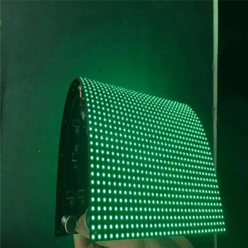 flexible led screen p2.5 full color